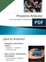 Proyecto Arduino 1