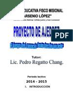 Proyecto Club Ajedrez