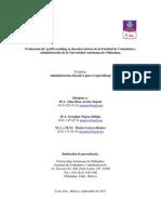 Evaluación del perfil coaching en docentes tutores de la Facultad de Contaduría y Administración de la Universidad Autónoma de Chihuahua.