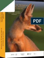 Tecnicas de Muestreo de Fauna