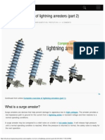 Complete Overview of Lightning Arresters (Part 2) _ EEP