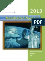 Manifesto II Texto Revi 2