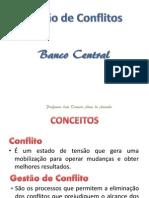 Gestão de Conflitos - Luis Octavio