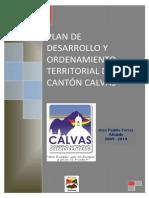 PDOT Calvas