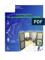 Guia Practica de Accesibilidad Para TODOS