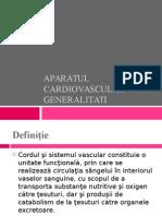 Curs 1 Cardiologie - Introductiv