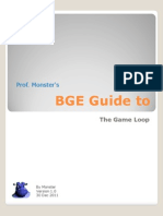 BGE Guide to - The GameLoop
