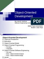 Object Oriented Development