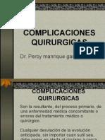 (06)  COMPLICACIONES QUIRURGICAS
