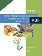 Manual Manipulación de Alimentos