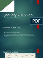 Trip Report - Clinic