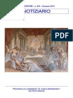 Notiziario 250 - Frati Minori di Lombardia