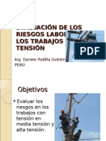 """Evaluaciã""""n de Los Riesgos Laborales"""