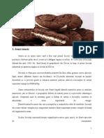 Introducerea Produsului in Fabricatie biscuiti cu unt de arahide
