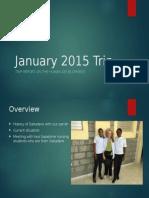 Trip Report - Human Development