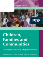 Children Families and Communities