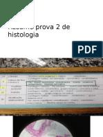 Resumo Prova 2 de Histologia