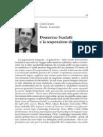 Domenico Scarlatti e La Sospensione Del Tempo