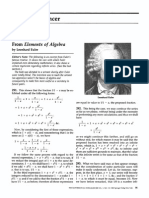 Leonhard Euler -- Old Intelligencer