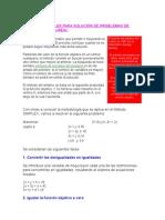 EL METODO SIMPLEX PARA SOLUCIÓN DE PROBLEMAS DE PROGRAMACIÓN LINEAL.docx