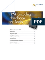PPM Encoding Handbook