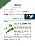 Webquest Anderson