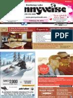 Kootenay Lake Pennywise Feb. 10, 2015