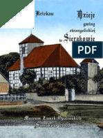 Krickau, Dzieje gminy ewangelickiej w Sierakowie w latach 1775-1875