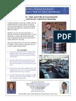 BFS Info Sheet Gov Contractors 1-08