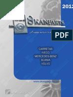 Catalogo Skanparts 2012