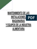 (asig 3)Optativa I Mantenimiento de Instalaciones, Maquinarias,Equipos en la Industria Alimentaria.pdf