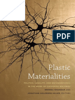 Plastic Materialities edited by Brenna Bhandar and Jonathan Goldberg-Hiller