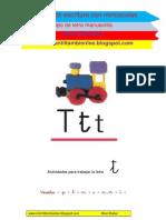 7. Lectoescritura Mian Brabur - LETRA T