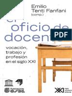 El oficio de docente.pdf