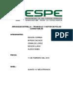 Informe Estrella - Triangulo