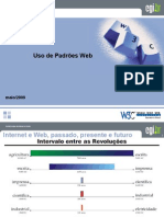 Padrões Web