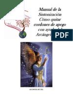 Manual Sintonizacion Cortando Cordones de Apego Con Aa Miguel - Corazon Cristal de Tonantzin