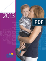 2013 Cystic Fibrosis Foundation Patient Registry Annual Data Report
