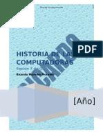 Historia de las computadoras(1) Ricardo M.doc