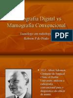 Mamografia Digital vs Mamografia Convencional