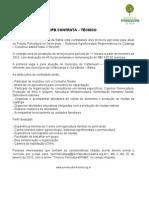 Ipb Contrata – tÉcnico