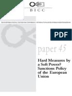 Sanctions European Union