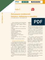 Cap I - Histórico, Definições e Conceitos