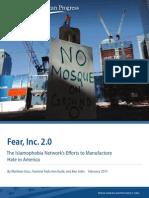 Fear, Inc. 2.0