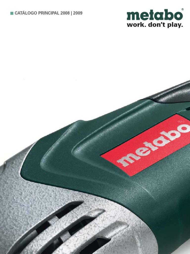 Juego de hojas lijadoras para lijadora FMS200 Metabo 6.25610