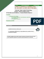 Morfología Del Castellano Para E. Secundaria