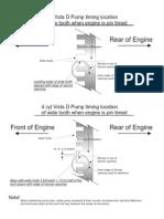 motores c6 6 y c4 4  procedimiento