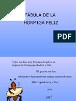 LaHormigaFeliz