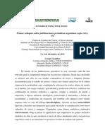 Convocatoria Coloquio PPA 2013
