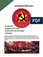 Documentos Básicos UJRM
